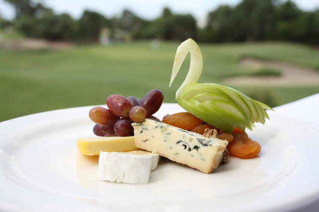 Patterson River Golf Club Function Venue cheese-platter