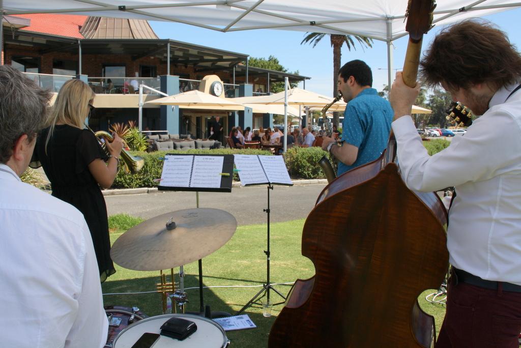 Patterson River Golf Club Function Venue Entertainment on the Terrace