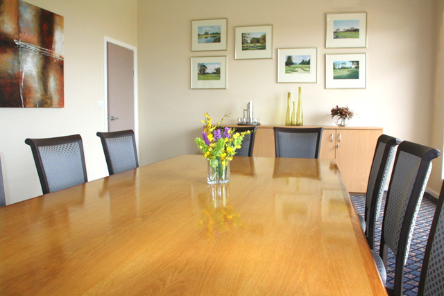 Patterson River Golf Club Board Room
