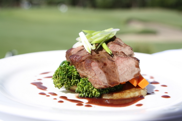 Patterson River Golf Club Function Venue Main Course Beef