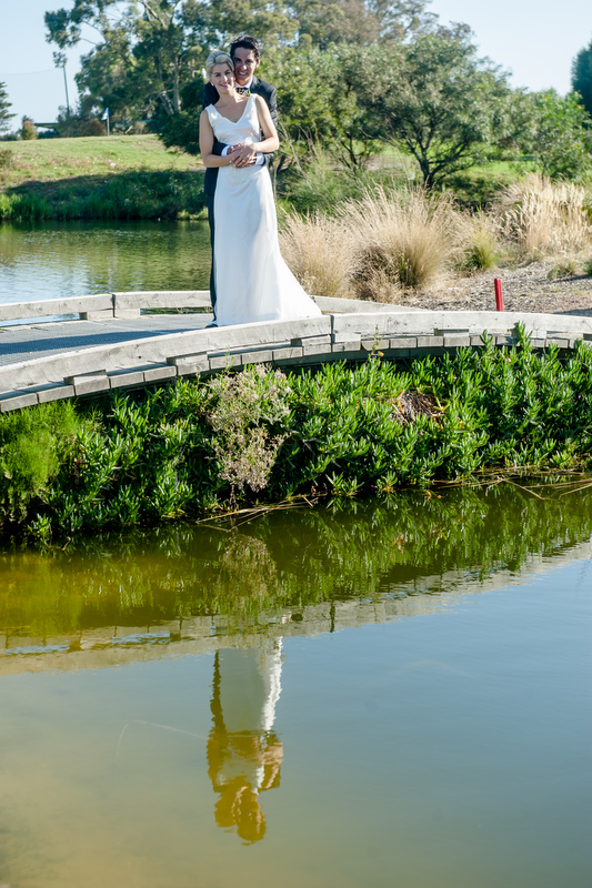Patterson River Golf Club Weddings bridge2