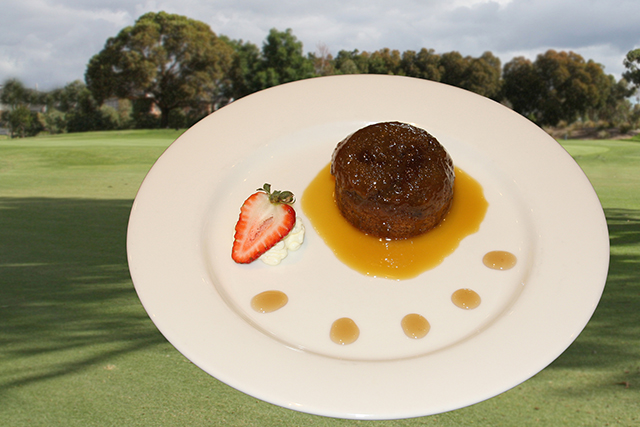 Patterson River Golf Club dessert-6