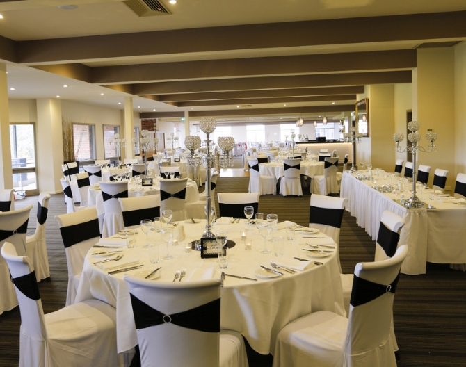 Function Room at Patterson River golf Club