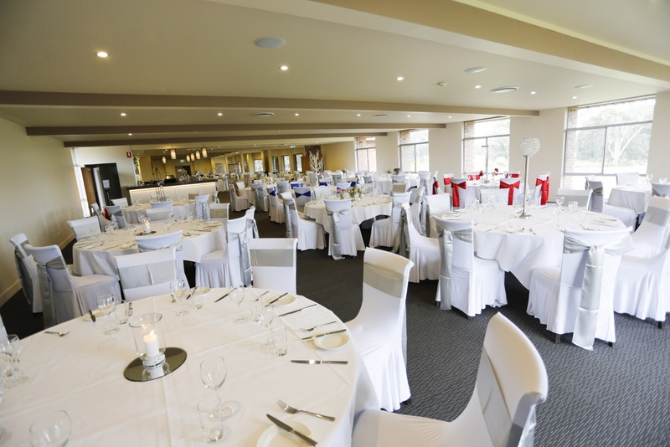 Function Room Patterson River Golf Club 254